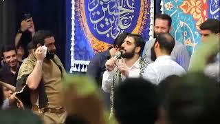 Sare ku ye bulam faryad kardam Ali Sher-E-Khuda ra yaad kardam...  In Persian  Manqabat
