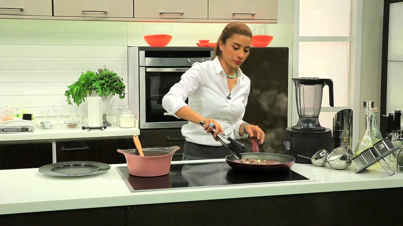 كبدة بالثوم و وصفات اخرى : اميرة في المطبخ حلقة كاملة