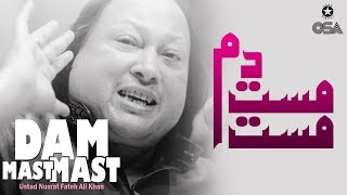 Dam Mast Mast | Ustad Nusrat Fateh Ali Khan | official version | OSA Islamic