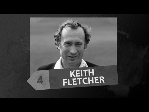 My XI: Mike Brearley's favourite captains: 4) Keith Fletcher