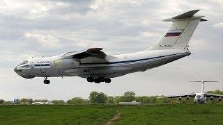 Ил-76.