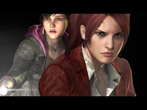 Resident Evil Revelations 2 all cutscenes HD GAME