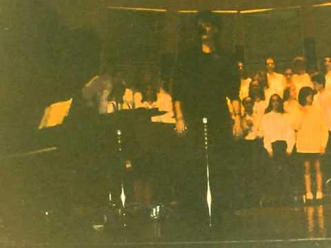 Christmas Concert at John Marshall High School 1996