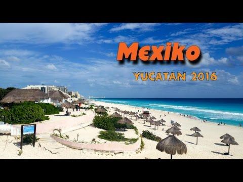 Mexiko Yukatan 2016