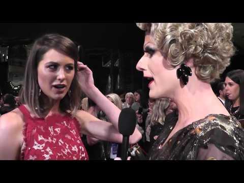 2015 TV Week Logie Awards Red Carpet with Model/Presenter Jesinta Campbell