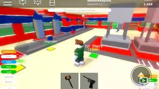 Two player syperhero. Roblox
