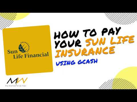 How To Pay Your Sun Life Insurance Using GCash