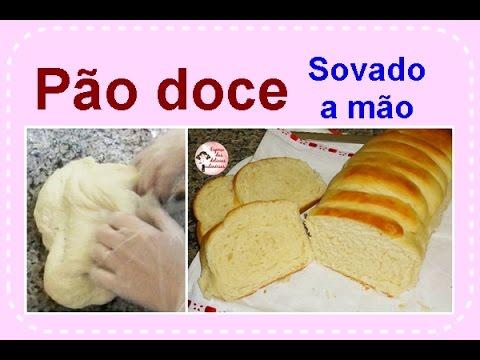 Pão Doce (sovado A Mão) #21