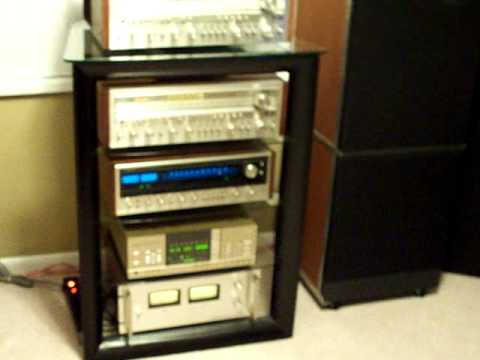Pioneer Stereo System 1700 Watts Youtube