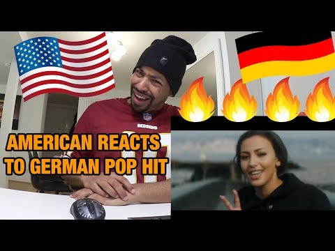 AMERICAN REACTS TO GERMAN POP HIT | Namika - Je ne parle pas francais feat. Black M