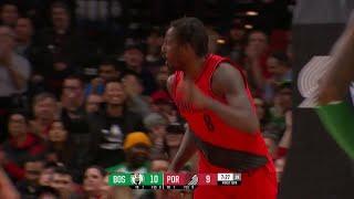 1st Quarter, One Box Video: Portland Trail Blazers vs. Boston Celtics