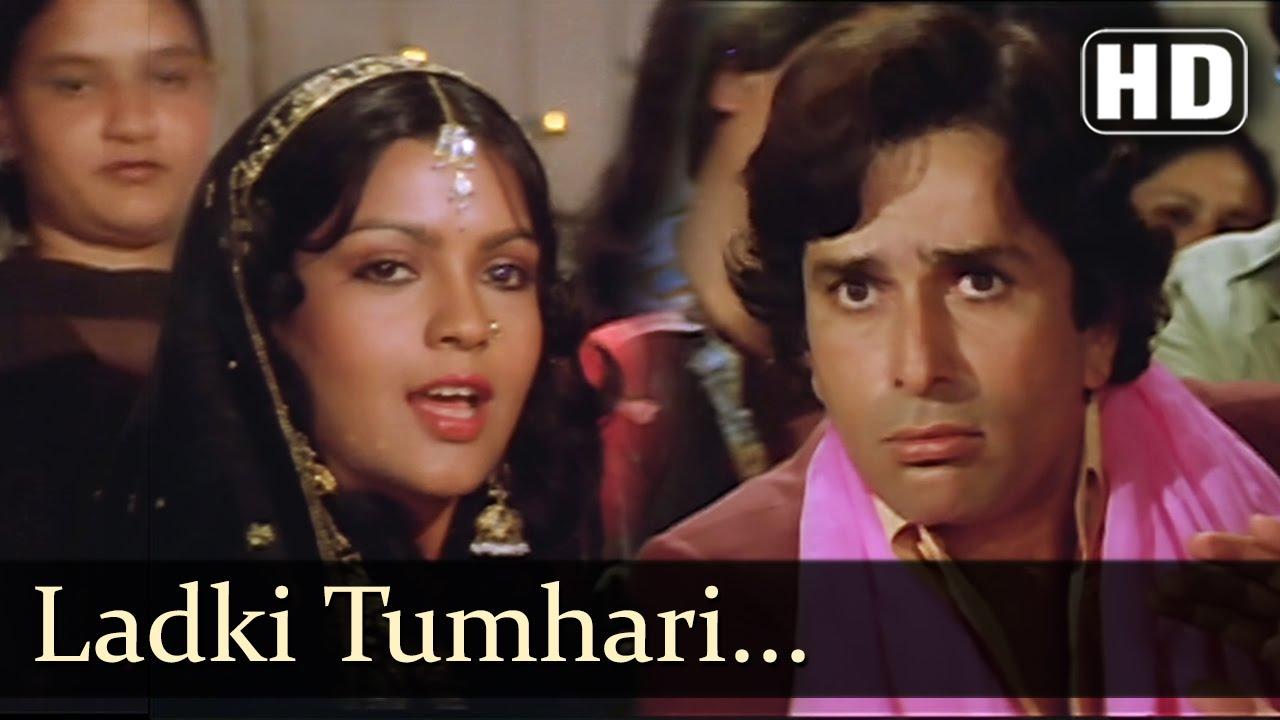 Download Krodhi - Ladki Tumhari Kanwari Rah Jaati Ke Mano Hamara - Kishore Kumar - Asha Bhonsle