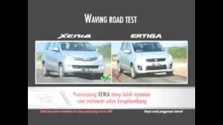 Perbandingan Suzuki Ertiga dan Daihatsu Xenia