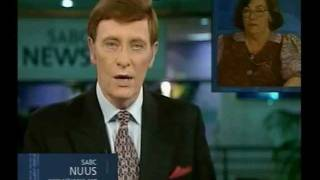 TV Nuus, Mylpaal vir Dalene Matthee, een miljoen boeke verkoop in Afrikaans