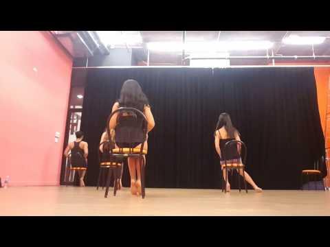 Fever : Striptease class