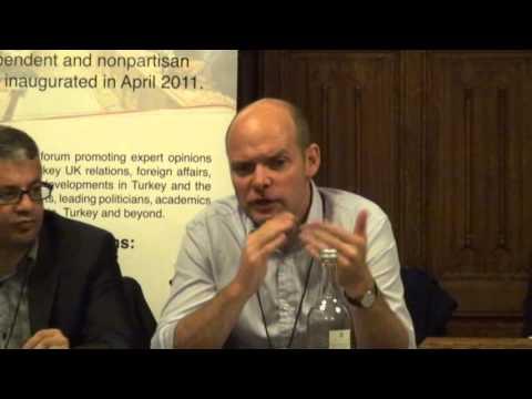 'The Syrian War's Impact on Kurdish Politics' - 16 Nov 2015