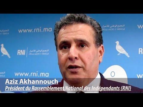 """Akhannouch : """"Le RNI, parti social-démocrate d'agharas-Agharas"""""""