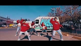 Gambar cover WOLFPACK DANCE STUDIO   Dura Dance Video   Daddy Yankee - Becky G - Nati Natasha - Bad Bunny