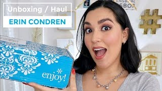 Erin Condren 2019 Haul