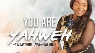 YOU ARE YAHWEH by Tessy Ogo