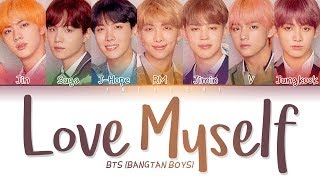 BTS (방탄소년단) - Answer: Love Myself (Color Coded Lyrics Eng/Rom/Han/가사)