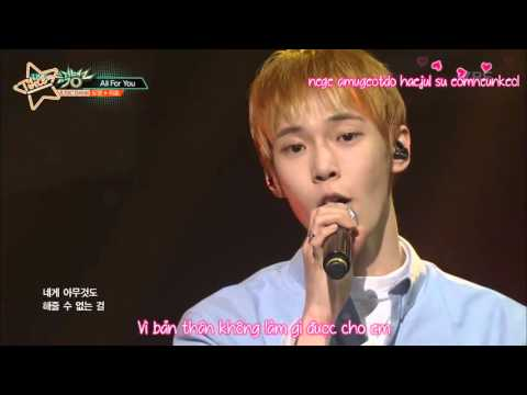 [Vietsub+Kara][TwiceVN] All For You @ Special Stage | Doyoung NCT & Jihyo TWICE