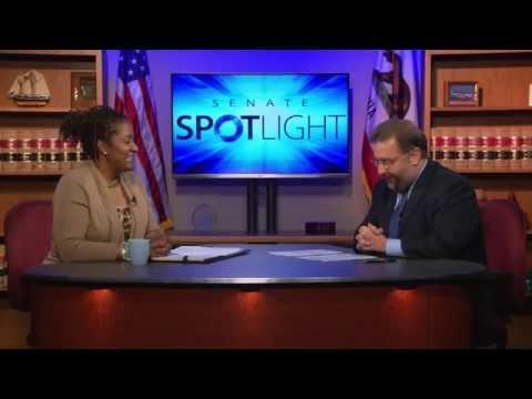 Senate Spotlight - Senator Holly Mitchell (episode 23)