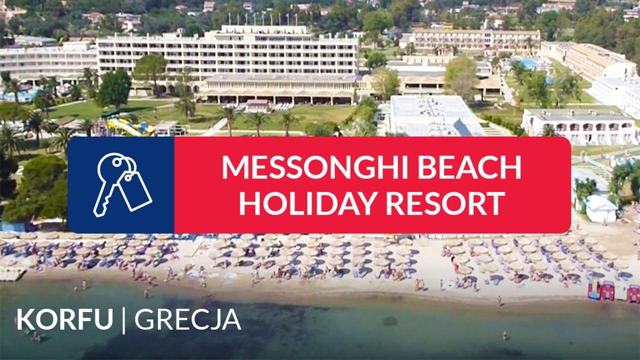 Messonghi Beach Hotel Corfu