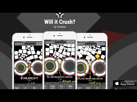 How to hack crush / how to hack crusher voodoo games , iOS and Android date and time trick
