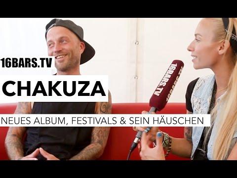 Chakuza über Festivals, sein Häuschen & das neue Album (16BARS.TV)