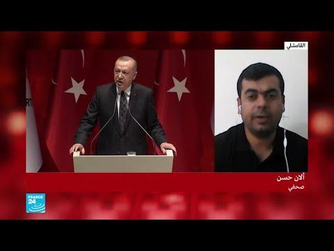 ألان حسن: القصف التركي طال سجنا في ضواحي القامشلي فيه جهاديين من تنظيم -الدولة الإسلامية-  - 16:55-2019 / 10 / 10