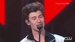 Shawn Mendes - In My Blood (iHeart Jingle Ball) Video