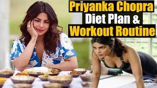 Priyanka Chopra Diet Plan &amp Workout Routine: परयक चपड़ क डइट - वरकआउट पलन   Jeevan Kosh