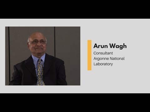 What Chemists Do - Arun Wagh, Consultant, Argonne National Laboratory