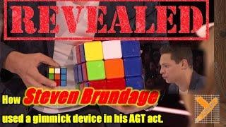 Reveal: Steven Brundage 3rd Rubik
