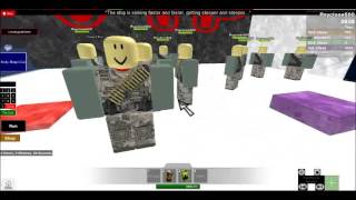 The Psy Army invades ROBLOX