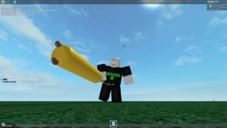 Roblox Script Showcase Episode#516/Noob Baseball Bat