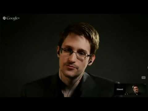 Lawrence Lessig Interviews Edward Snowden