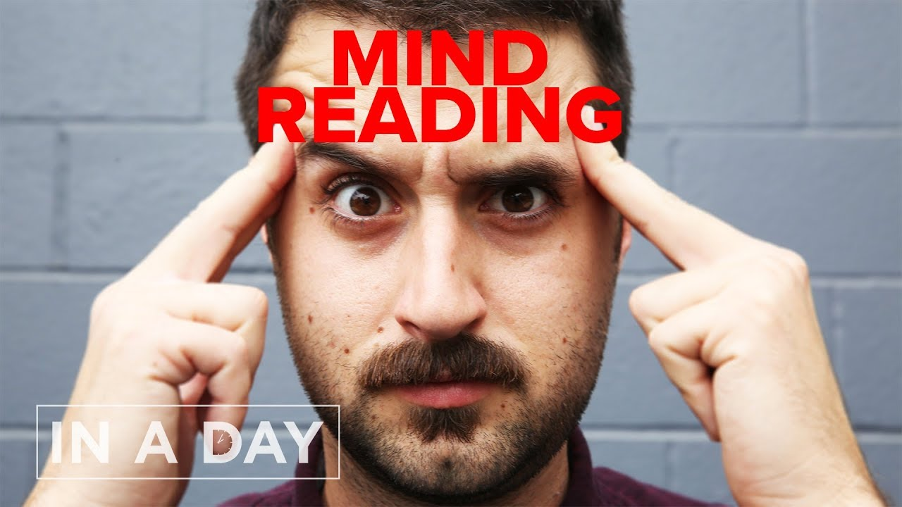 Can you learn to read minds in one day?