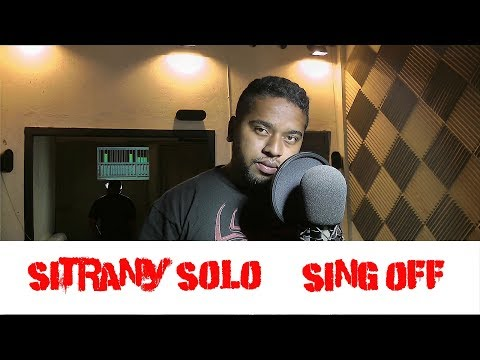 TENCE MENA - Sitrany Solo (SING OFF challenge, Joda Omi Cover)