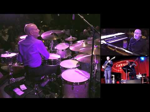 "Steve Smith and Vital Information NYC Edition: ""Rhythm-A-Ning"" LIVE"