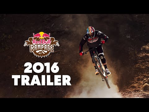 Red Bull Rampage 2016 Bike Video TRAILER