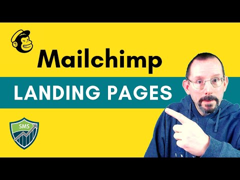 How to Create Landing Pages in MailChimp with the New Landing Page Creator