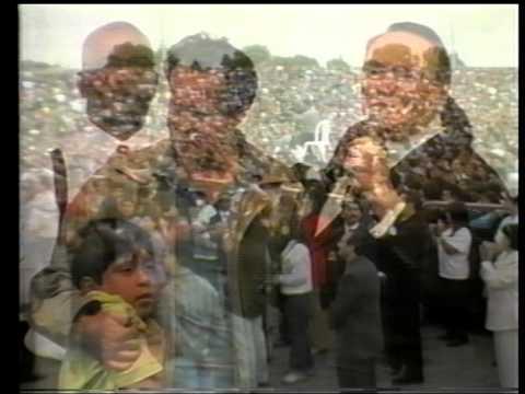 Bogota Columbia Miracle Service 2002