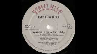 EARTHA KITT - Where Is My Man (Vocal) HQ