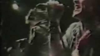 SEX PISTOLS - I wanna be me -  rare live at sweden 1977