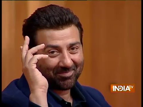 Sunny Deol in