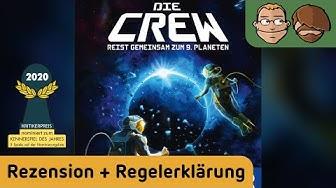 Die Crew - Brettspiel - Review und Regelerklärung