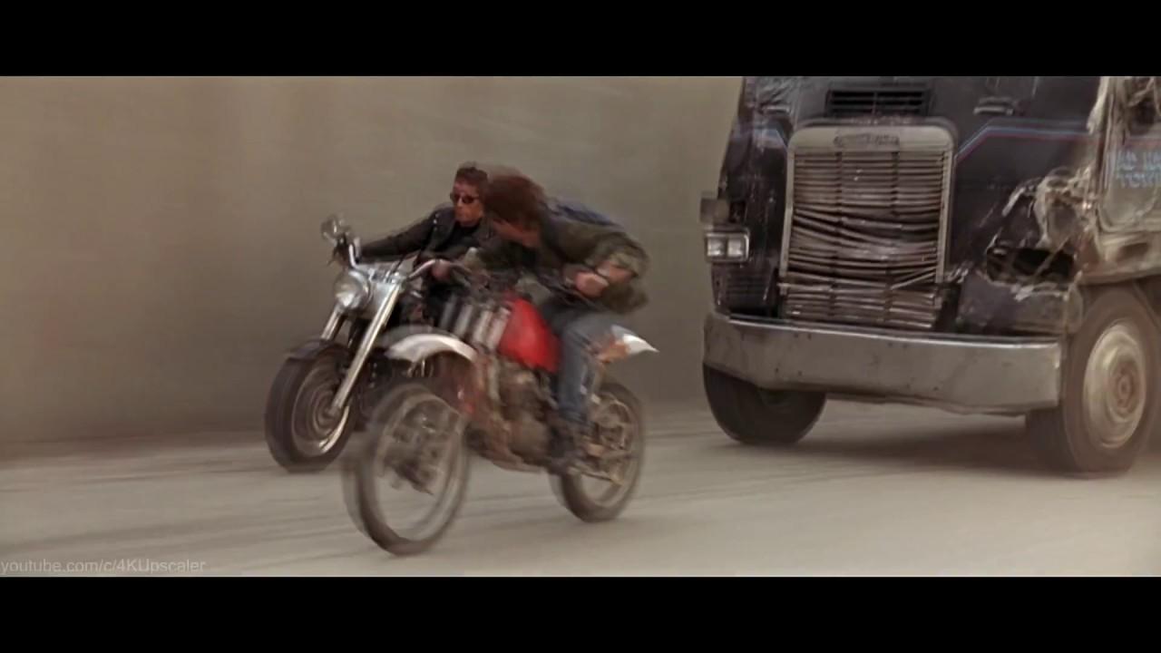 Download TERMINATOR 2: Judgement Day - Truck Chase Scene