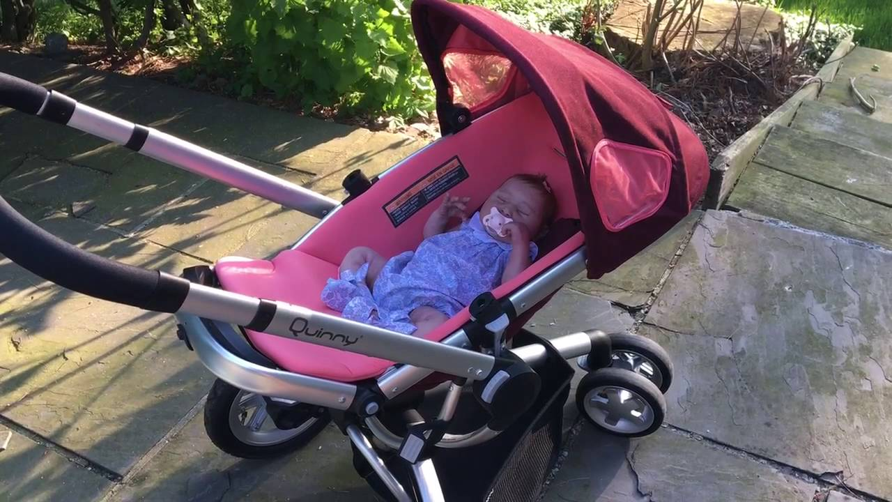 Quinny Buzz 3 Stroller 🎀 - YouTube